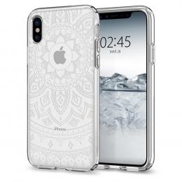 Pouzdro Spigen (057CS22120) Liquid Crystal pro Apple iPhone X Shine Clear