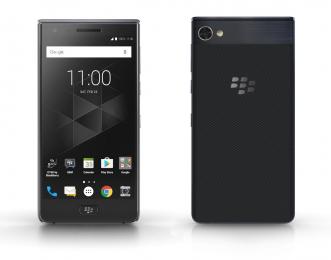 BlackBerry Motion Black