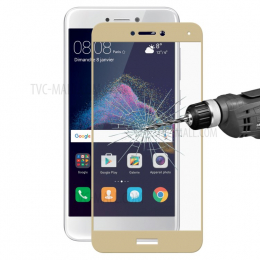 Tactical Asahi 2.5D Tvrzené Sklo pro Huawei P9 Lite 2017 zlaté