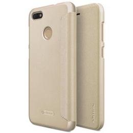 Pouzdro Nillkin Sparkle Folio Huawei P9 Lite Mini zlaté