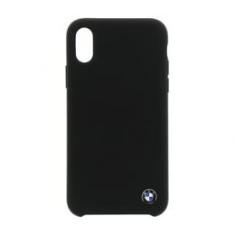 Pouzdro BMW TPU Silicone Case iPhone X černé