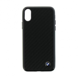 Pouzdro BMW Signature Hard Case Carbon Fiber iPhone X
