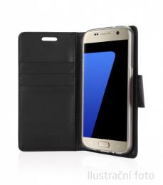 Pouzdro Mercury Goospery BRAVO Diary iPhone 6/6S Plus černé