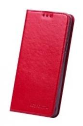Pouzdro RedPoint Book Slim pro Nokia 6 červené