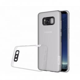 Pouzdro Nillkin Nature TPU Samsung G955F Galaxy S8 Plus čiré