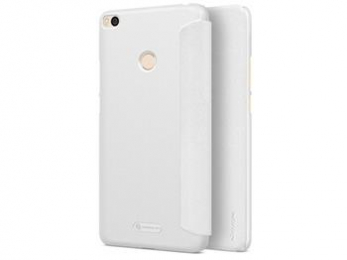 Pouzdro Nillkin Sparkle Folio Xiaomi Mi Max 2 bílé