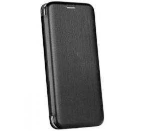 Pouzdro Forcell Elegance (kniha) pro Huawei Y7 černé