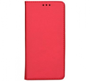 Pouzdro Smart pro Huawei P9 lite 2017 červené