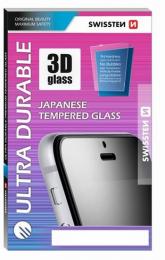 Swissten Tvrzené Sklo 3D H pro Samsung G950F Galaxy S8 (plně adhezivní) černé