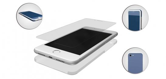 3mk FlexibleGlass 3D Matte-Coat pro Apple iPhone 8 Plus