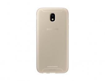 Pouzdro Samsung EF-AJ730TF pro Samsung Galaxy J7 2017 zlaté