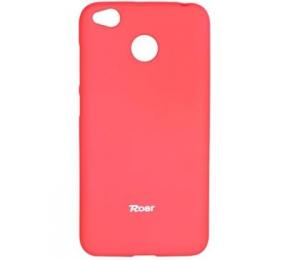 Pouzdro Roar Colorful Jelly pro Xiaomi Redmi 4X tmavě růžové