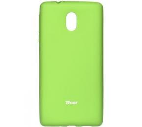 Pouzdro Roar Colorful Jelly pro Nokia 8 limetkové