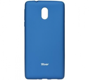 Pouzdro Roar Colorful Jelly pro Nokia 8 modré