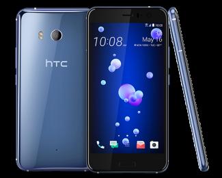HTC U11 Dual SIM Amazing Silver