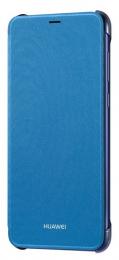 Pouzdro Huawei Original Folio pro Huawei P Smart modré
