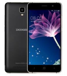 Doogee X10 Dual SIM Obsidian Black