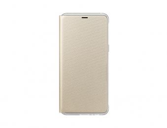 Pouzdro Samsung EF-FA530PB Neon Flip pro Samsung Galaxy A8 2018 Gold