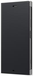 Pouzdro Sony SCSG50 Style Cover Flip pro Sony Xperia XZ1 černý