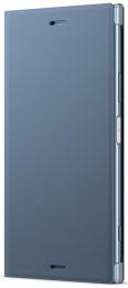 Pouzdro Sony SCSG50 Style Cover Flip pro Sony Xperia XZ1 modré