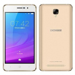 Doogee X10 Dual SIM Mocha Gold