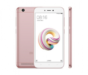 Xiaomi Redmi 5A 2GB/16GB Global Rose Gold