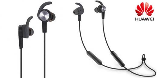 Huawei AM61 Bluetooth Stereo sluchátka SPORT černé