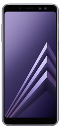 Samsung  Galaxy A530F A8 2018 Dual SIM Grey