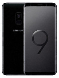 Samsung Galaxy S9 G960F Dual 64GB Midnight Black