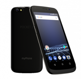 myPhone Pocket 2 Black