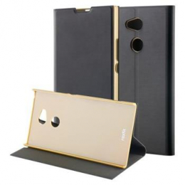 Pouzdro RoxFit (URB5179G) pro Sony Xperia XA2 Ultra Standing Book zlato černé
