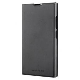 Pouzdro RoxFit (SIM1280B) pro Sony Xperia L2 Simply Book černé