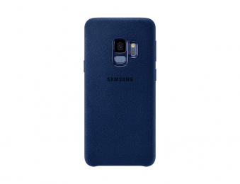 Pouzdro Samsung EF-XG960AL pro Samsung Galaxy S9 modré