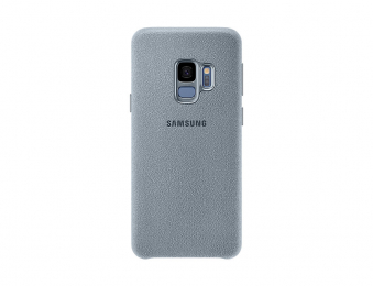 Pouzdro Samsung EF-XG960AM pro Samsung Galaxy S9 mentolové