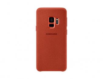 Pouzdro Samsung EF-XG960AR pro Samsung Galaxy S9 červené