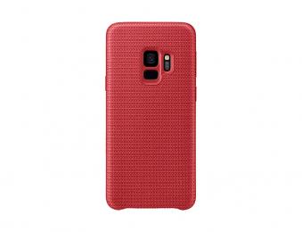 Pouzdro Samsung EF-GG960FR Hyperknit pro Samsung Galaxy S9 červené