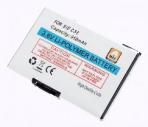 Baterie Aligator pro Siemens C55/A52/A60/M60/MC60/A65 typu Li-ion s kapacitou 950 mAh