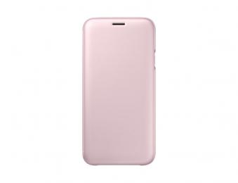 Pouzdro Samsung EF-WJ730CP pro Samsung Galaxy J7 2017 růžové