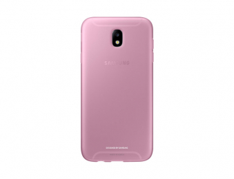 Pouzdro Samsung EF-AJ730TP pro Samsung Galaxy J7 2017 růžové