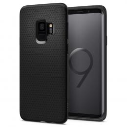 Pouzdro Spigen Liquid Air pro Samsung G960F Galaxy S9 Black