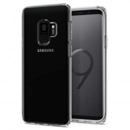 Pouzdro Spigen Liquid Crystal pro Samsung G960F Galaxy S9 Clear