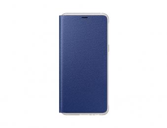 Pouzdro Samsung EF-FA530PB Neon Flip pro Samsung Galaxy A8 2018 Blue