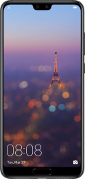 Huawei P20 Pro Dual SIM Black - speciální nabídka