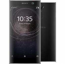 Sony H4113 Xperia XA2 Dual SIM Black