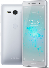 Sony H8314 Xperia XZ2 Compact Single SIM White Silver