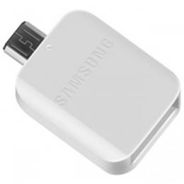 Samsung EE-UG930 redukce MicroUSB OTG redukce bílá