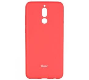 Pouzdro Roar Colorful Jelly pro Huawei Mate 10 Lite tmavě růžové