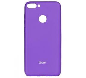 Pouzdro Roar Colorful Jelly pro Huawei P Smart fialové