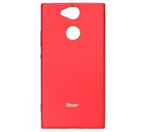 Pouzdro Roar Colorful Jelly pro Sony Xperia XA2 tmavě růžové