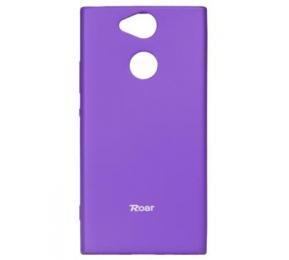 Pouzdro Roar Colorful Jelly pro Sony Xperia XA2 fialové